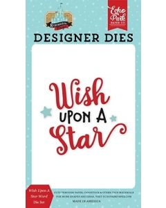 Wish Upon A Star Word Die Set - Remember the Magic - Echo Park*