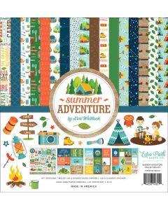 Summer Adventure Collection Kit - Lori Whitlock - Echo Park