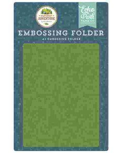 Constellations Embossing Folder - Summer Adventure - Lori Whitlock - Echo Park