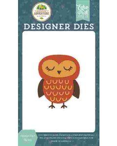 Outdoor Owl Die - Summer Adventure - Lori Whitlock - Echo Park