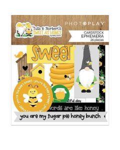Sweet As Honey Ephemera - Tulla & Norbert - Becky Moore - PhotoPlay
