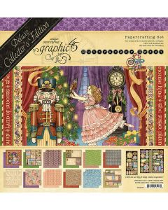 Nutcracker Sweet Deluxe Collector's Edition - Graphic 45