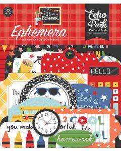 I Love School Ephemera - Echo Park