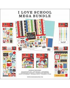 I Love School Mega Bundle - Echo Park