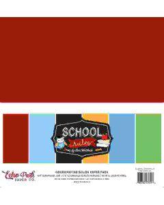 School Rules Solids Kit - Echo Park*