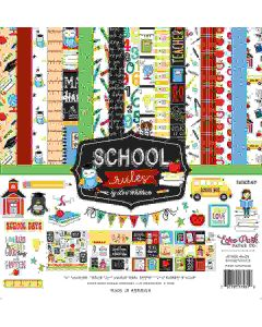 School Rules Collection Kit - Echo Park*