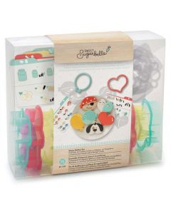 Sugarbelle shape shifters cookie cutters
