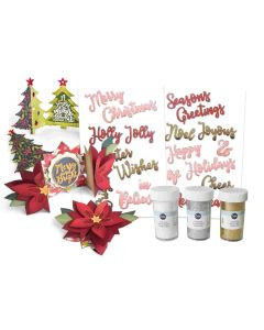 Christmas Card Bundle - Sizzix