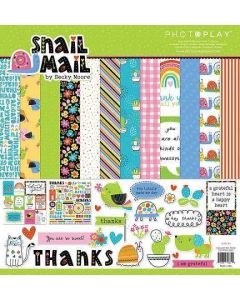 Snail Mail Collection Pack - Becky Moore - PhotoPlay