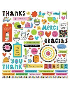 Snail Mail Element Stickers - Becky Moore - PhotoPlay