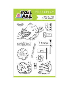 Snail Mail Stamp Set - PhotoPlay