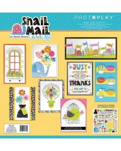 Snail Mail Card Kit - Becky Moore - PhotoPlay