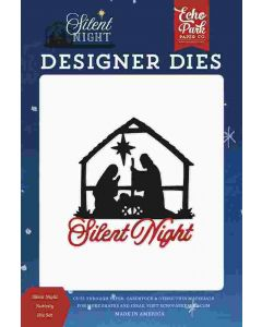 Silent Night Nativity Dies - Echo Park
