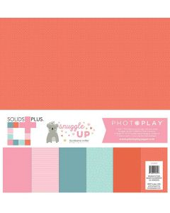 Snuggle Up Girl Solids + Kit Cover