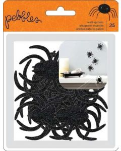 Pebbles Spooky Boo Adhesive Stickers