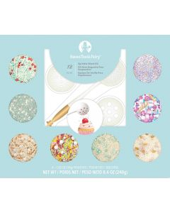 Sprinkle Wand Kit - The Sweet Tooth Fairy