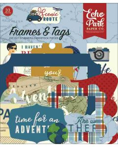 Scenic Route Frames & Tags - Echo Park*