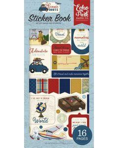 Scenic Route Sticker Book - Echo Park*