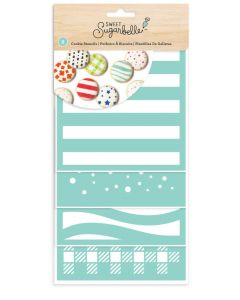 Sweet Sugarbelle stencil pack