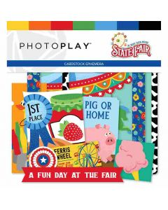 State Fair Ephemera - Becky Fleck - PhotoPlay