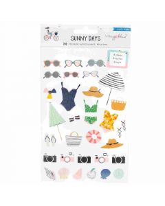 Sunny Days Sticker book