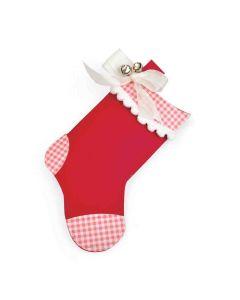 Sizzix Christmas Stocking Pillow Box