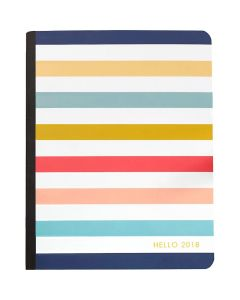 2018 Websters Composition notebook