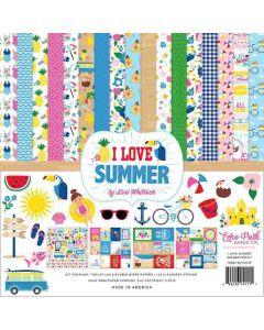 I Love Summer Collection Kit - Echo Park