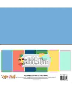 Summertime Solids Kit - Echo Park*