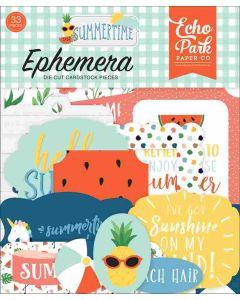 Summertime Ephemera - Echo Park*