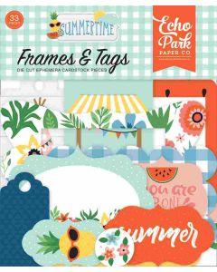 Summertime Frames & Tags - Echo Park*