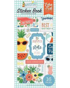 Summertime Sticker Book - Echo Park*