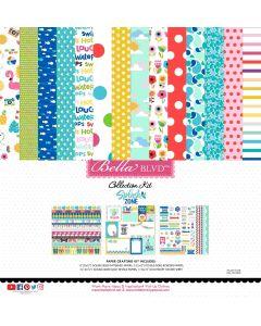 Splash Zone Collection Kit