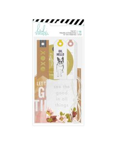 Honey & Spice Tag Set - Heidi Swapp