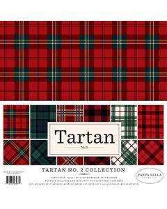 Carta Bella Paper - Tartan No. 2 Collection - 12 x 12 Collection Kit