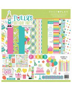 Tulla's Birthday Party Collection Pack - PhotoPlay