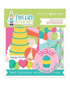 Tulla's Birthday Party Ephemera - PhotoPlay