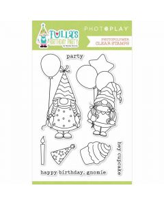 Tulla's Birthday Party Stamps - PhotoPlay