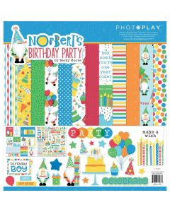 Norbert's Birthday Party Collection Pack - PhotoPlay