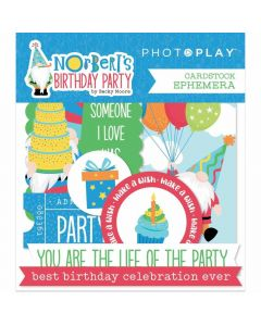 Norbert's Birthday Party Ephemera - PhotoPlay