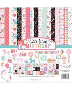 It's Your Birthday Girl Collection Kit - Echo Park