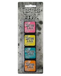 Mini Distress Ink Kit 1 - Tim Holtz - Ranger