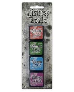 Mini Distress Ink Kit 2 - Tim Holtz - Ranger
