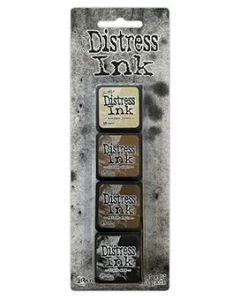 Mini Distress Ink Kit 3 - Tim Holtz - Ranger