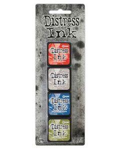 Mini Distress Ink Kit 5 - Tim Holtz - Ranger