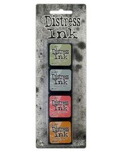 Mini Distress Ink Kit 7 - Tim Holtz - Ranger