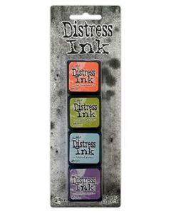 Mini Distress Ink Kit 8 - Tim Holtz - Ranger