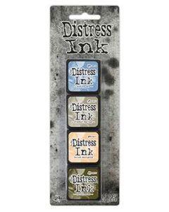 Mini Distress Ink Kit 9 - Tim Holtz - Ranger