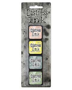 Mini Distress Ink Kit 10 - Tim Holtz - Ranger