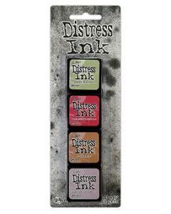 Mini Distress Ink Kit 11 - Tim Holtz - Ranger